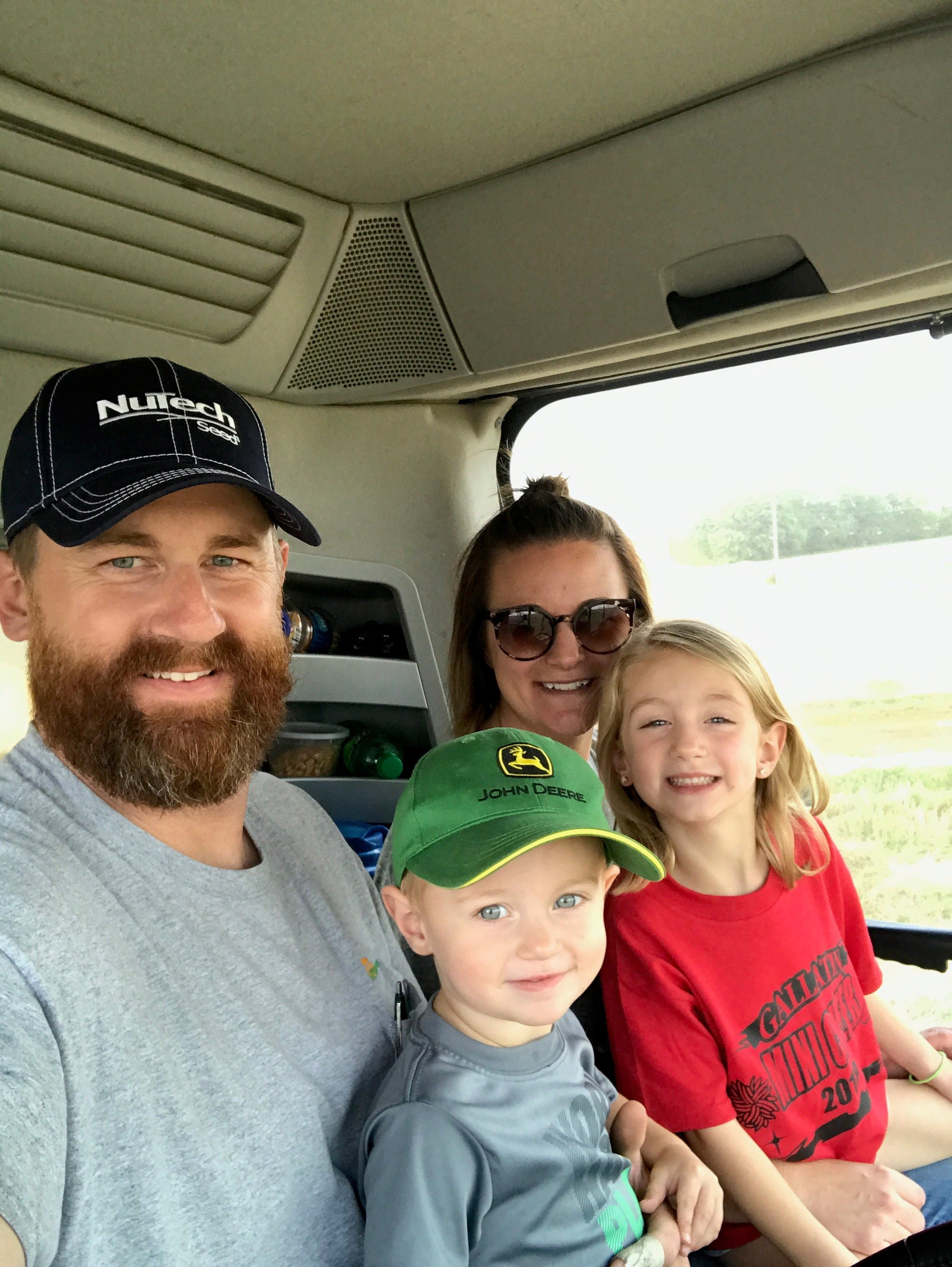 family time in the combine