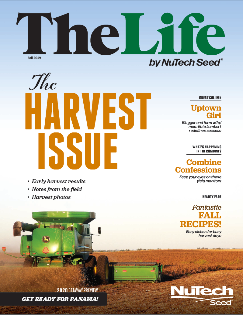 The Life - 2019 Harvest Issue