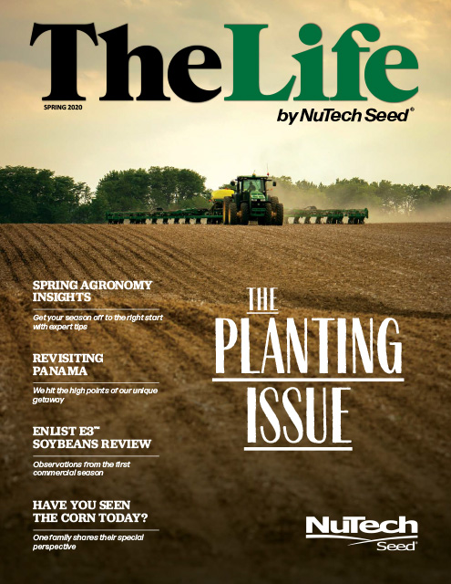 The Life - 2020 Planting Issue