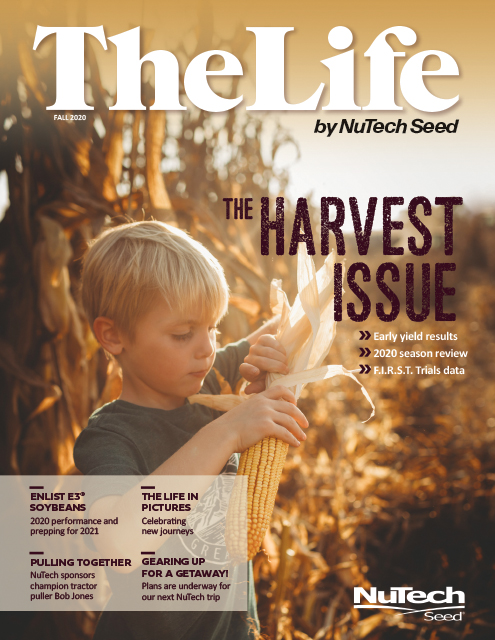 The Life - 2020 Harvest Issue